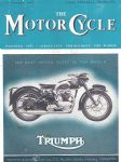 The Motor Cycle Magazine 6th Jan 1949